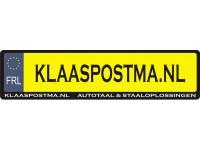 Klaas Postma Autotaal en Staaloplossingen, Tijnje